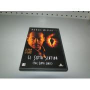 Pelicula DVD El Sexto Sentido