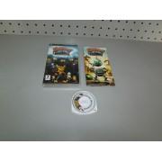 Juego Sony Psp Ratchet & Clank En caja PAL ESP