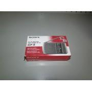 Radio Transistor Portatil Sony Icf-8