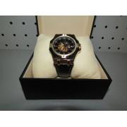 Reloj Automatico Lanscotte Attitude Acero y Oro nuevo