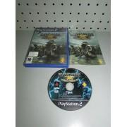 Juego PS2 Socom US Navy Seals Completo