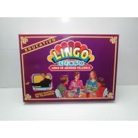 Juego Mesa Lingo GameLine Completo