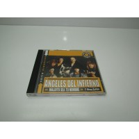CD Musica Angeles del Infierno Maldito sea tu Nombre
