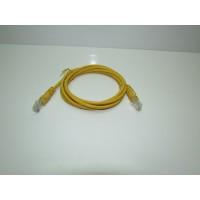 Cable Ethernet RJ 45 Amarillo Nuevo -1-