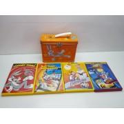 Lote Peliculas DVD Bugs Bunny en estuche