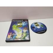 Juego Play Station 2 Ben 10 Alien Force En caja
