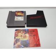 Juego Nintendo NES Suelto World Champ PAL ESP