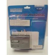 Modulador RF Universal  Maximum RF-2800