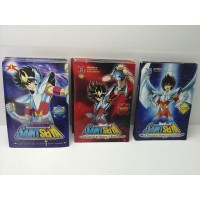 Colección DVD Saint Seiya Caballeros del Zodiaco Marca Completa 31DvdS