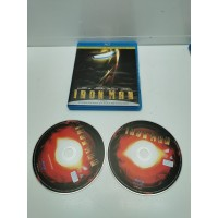 Pelicula BluRay Iron Man Ed. 2 Discos