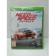 Juego Nuevo Microsoft Xbox One Need for Speed Payback