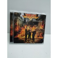 CD Musica Bonfire Temple of Lies