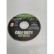 Juego Xbox One Call of Duty WWII Suelto