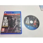 Juego PS4 The Last of Us Remasterizado