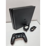 Consola PS4 Slim 500GB Jet Black