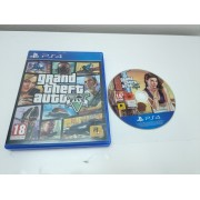 Juego PS4 Comp GTA V Comp