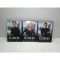 3ª Temporada CSI Completa