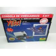 Consola Clonica YESS! En caja
