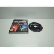 Juego PS3 En caja Infamous 2 PAL ESP