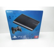 Consola PS3 SuperSlim 12GB en caja
