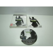 Juego PS3 Comp Call of Duty MW3