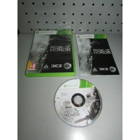 Juego Xbox 360 Medal of Honor Completo ESP