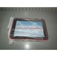 Funda Tablet Samsung Galaxy Tab P7500 Roja -3-