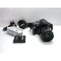 Camara Reflex Sony A380 14.2 mpx + Objetivo Minolta AF 28-80