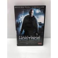 Película dvd Hostage