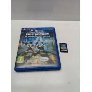 Juego PS Vita Epic Mickey Caja