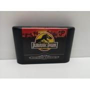 Juego Sega Mega Drive Suelto Jurassic Park