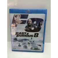 Pelicula BluRay Fast & Furious 8