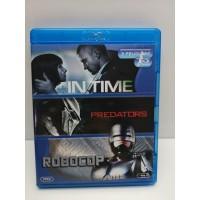 Pelicula BluRay Intime / Predators / Robocop