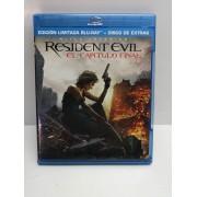 Pelicula BluRay Resident Evil El Capitulo Final