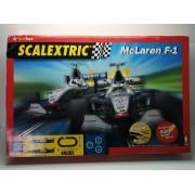 Circuito Scalextric Mc Laren F1 completo