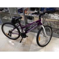 Bicicleta Montaña MUDDYFOX 24