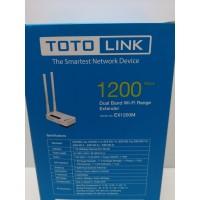 Amplificador Wifi TotoLink 1200Mbps Nuevo -3-