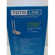Amplificador Wifi TotoLink 1200Mbps Nuevo -2-