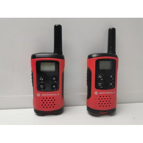 Walkie Talkies Motorola TLKR T40