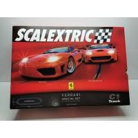 Circuito Scalextric Ferrari Special Set Sin coches