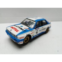 Coche Scalextric BMW M3 E30 Blaupunkt Altaya