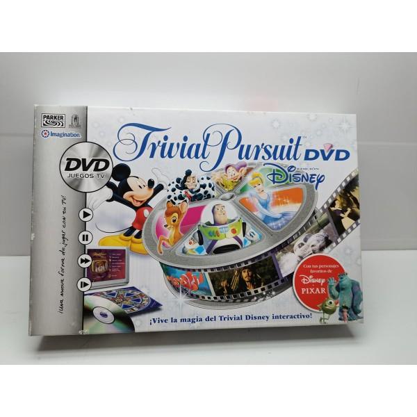 Juego Mesa Trivial Pursuit Edicion Disney