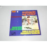 Vinilo Single Antonio Aguilar