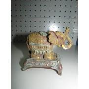 Elefante Indio Ceramica