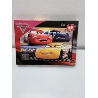 Puzzle Cars 3 99 Piezas