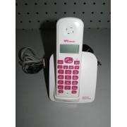 Telefono Inalambrico Rosa SPC Telecom