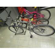 Bicicleta de Montaña Plateada S/M