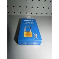 Candado Ar Fe Arco Largo 50mm -5-