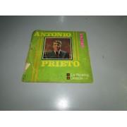 Vinilo Single Antonio Prieto