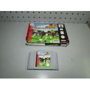 Juego N64 International Superstar Soccer 64 PAL ESP En caja